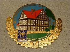 21. Heimatwettbewerb 1975 ADAC Gau Westfalen-West Badge emblem A. Rettenmaier