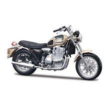 Maisto Triumph Thunderbird Gold 1:18 Scale Diecast Model Motorcycle Motorbike