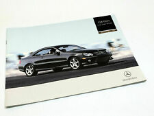 2006 Mercedes-Benz CLK-Class CLK 350 CLK 500 CLK 55 AMG Sales Brochure Manual