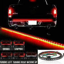 "60"" Redline LED Tailgate Bar Truck Pickup Turn Signal Reverse Brake Backup Light"