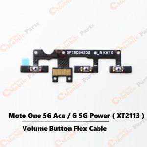 Motorola Moto One 5G Ace / G 5G Power Volume Button Flex Cable ( XT2113 )