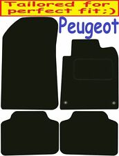 Peugeot 407sw DELUXE QUALITY Tailored mats 2004 2005 2006 2007 2008 2009 2010