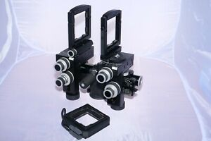 Sinar p3 PRO digital VIEW camera. Sinaron digital CMV lens. Sinar Digital Backs.