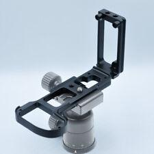 Holder L-Plate Accessories For Nikon Z6 Z7 Mirrorless Camera Black Useful