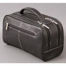 Dr Koffer T002-02 Venetian Black Toiletry Kit