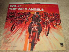 THE WILD ANGELS VOL 11 - DAVIE ALLEN AND THE ARROWS / MIKE CURB  NEW - LP RECORD