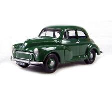 NEW Pocketbond EM76817 Morris Minor 2-Door Sedan in Almond Green 00 Gauge (1:76)