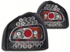Coppia Fari Fanali Posteriori Tuning LED Audi A3 (8L) 96-02, nero
