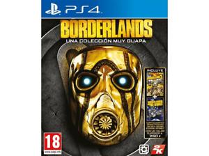 VIdeojuego PS4 Borderlands Una Colección Muy Guapa