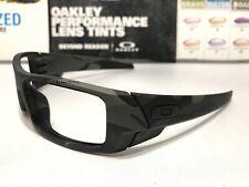Oakley Gascan Multi Cam Camo Frame w/ Matte Black Oakley Icons + Camo Bag NEW