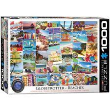 eg60000761 - Eurographics Puzzle 1000 piezas - Beaches Globetrotter