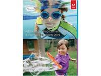 Adobe Photoshop Elements & Premiere Elements 2019 Windows & Mac (No Subscription