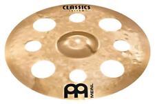 """Meinl Classics Custom Brillant 16"""" Trash Crash Becken Cymbal Schlagzeug Drums"""