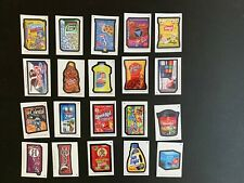 2020 Wacky Packages All New Series May Week 1-4 Complete 20 Card Standard Set