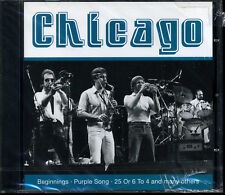 CD: CHICAGO - Chicago  (FOX MUSIC / Chicago Transit Authority / NEW - SEALED)