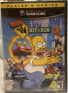 The Simpsons: Hit & Run (GameCube, 2003)
