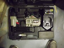 Porter Cable Bn200V12 Brad Nailer 18Ga With 7 Batteries Some Good Some Week