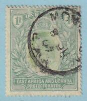 EAST AFRICA AND UGANDA PROTECTORATES 25  USED - NO FAULTS VERY FINE!