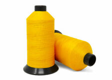 Bonded Polyester | V207 Sewing Thread | Yellow