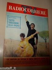 RADIOCORRIERE TV 1964/41=ORNELLA VANONI DOMENICO MODUGNO=ARTURO TOSCANINI=