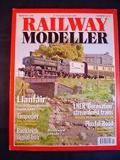 Railway Modeller - March 2015 - Llanfair - Timperley - LNER Coronation