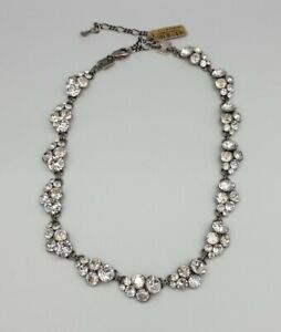 Konplott - Halskette / Collier - PETIT GLAMOUR - Weiß - Neu!