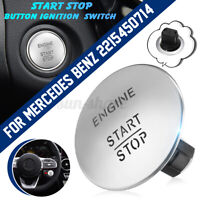 2215450714 For Mercedes Benz Start Stop Push Button Ignition Switch Keyless US