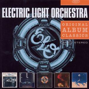 Electric Light Orchestra - Original Album Classics