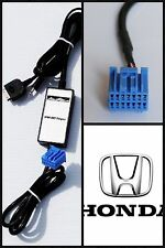 Honda iPod iPhone Aux for select Accord Civic CRV Pilot Car Adapter Kit