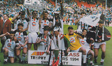 SWANSEA CITY FOOTBALL TEAM PHOTO>1993-94 SEASON