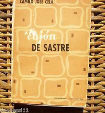 Cajón de sastre, Camilo José Cela, Ediciones Cid, año 1957, Primera edición