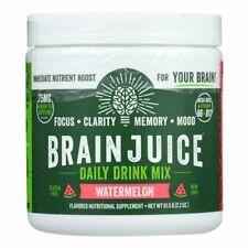 Brain Juice Brain Daily Drink Mix WATERMELON Focus/Clarity/Memory Exp 03/21