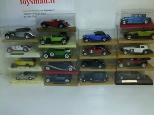 1/43 SOLIDO LOT VOITURE