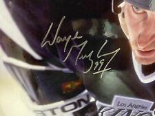 WAYNE GRETZKY 16x20 Gretzky Authentics COA signed autographed KINGS