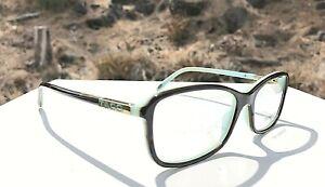 New Tiffany & Co. Eyeglasses Havana Frames TF 2075 8134 / 55-16 140