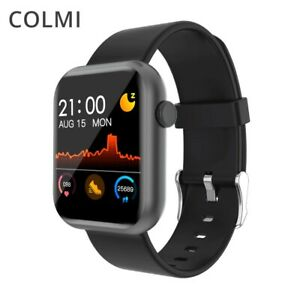 COLMI P9 Smart Watch Men Woman Full Smartwatch - For iOS Android phone