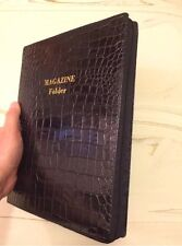 MAGAZINE FOLDER, (For Magazines And Tracts), Jehovah's Witness Gifts
