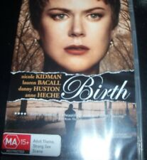 Birth (Nicole Kidman Lauren Bacall) (Australia Region 4) DVD – New