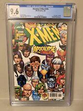 Uncanny X-Men #376 CGC 9.6 NM+ Apocalypse: The Twelve