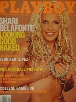 Playboy September 2000 | Shari Belafonte Kerissa Fare Lynne White   #1154 +