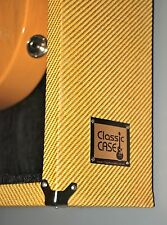 Fender Tweed Tolex Guitar Display Case