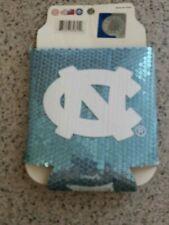 University of North Carolina Tarheel Sequin Can Koolie, Lots of Bling! Brand New