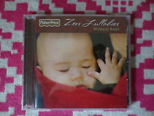 NEW Fisher Price Zen Lullabies World Baby CD Sleep