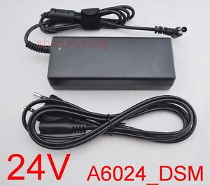 24V 2.5A Adaptor 60W Power Supply A6024_DSM for Samsung Soundbar HW-H355 HW-F350