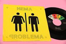 "NEMA PROBLEMA 7"" MO SKA ORIG ITALY '70 NM !!! TOP TOP RARE"