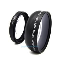 49mm 0.45X Super Wide Angle Macro Lens For Sony A NEX3 NEX5 NEX NEX-C3 Camera