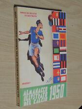ALMANACCO  ILLUSTRATO DEL CALCIO ITALIANO 1950,ANASTATICO