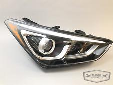 Hyundai Sante Fe Sport 2017 2018 RH Right Xenon Headlight OEM