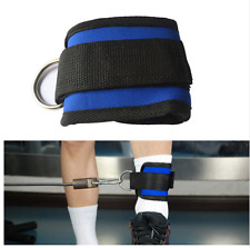 Ankle Strap Attachment Gym Accessories Body Building Equipment Cable Exercise