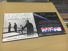 U2 2 CD  LAS VEGAS USA 11/05/2018 EXPERIENCE + INNOCENCE TOUR 2018